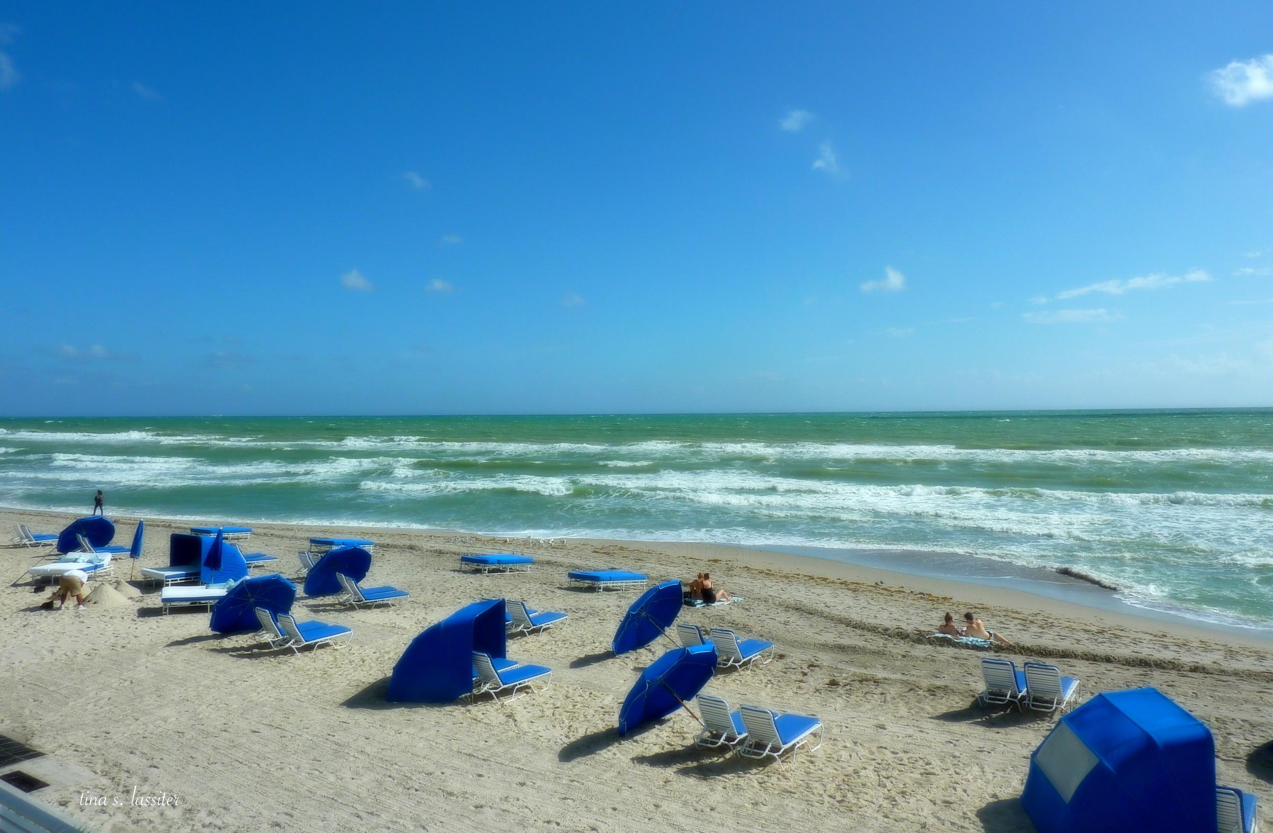 hollywood beach blues