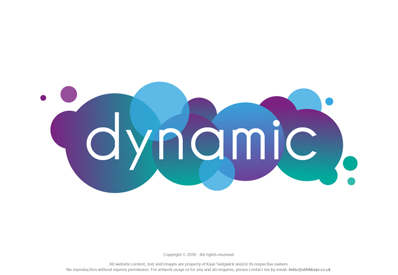 OhhhKaye Branding and Logo Design Dynamic