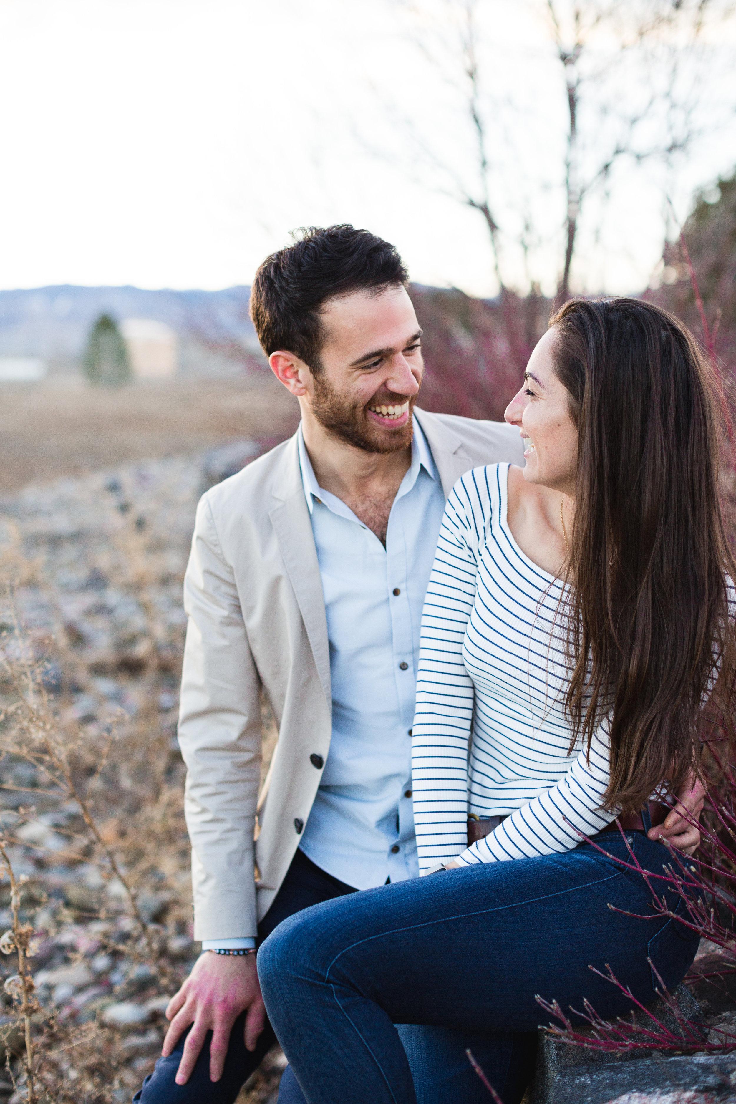 denver portraits couple