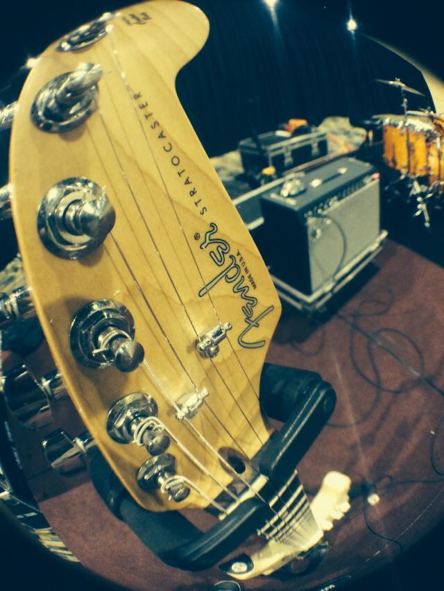 Fender Stratocaster :: Orlando Backline Rental Services