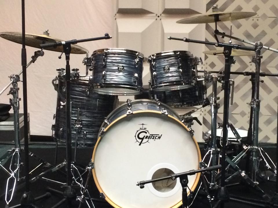 Gretsch Drums :: Orlando Backline Rental Services