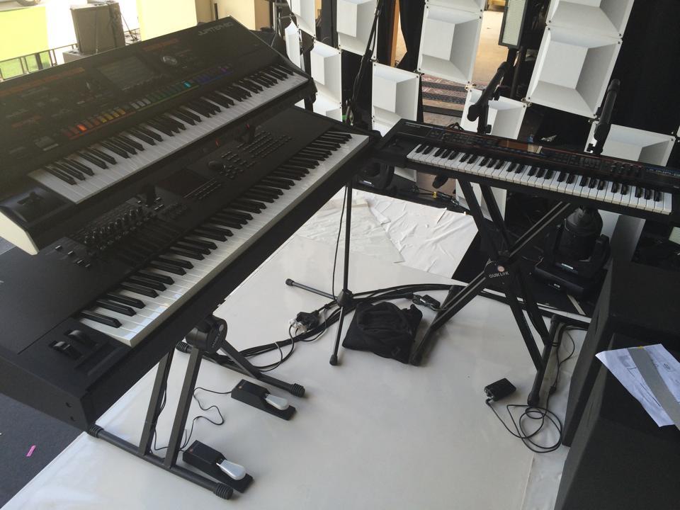 Roland Keyboards :: Orlando Backline Rental Services