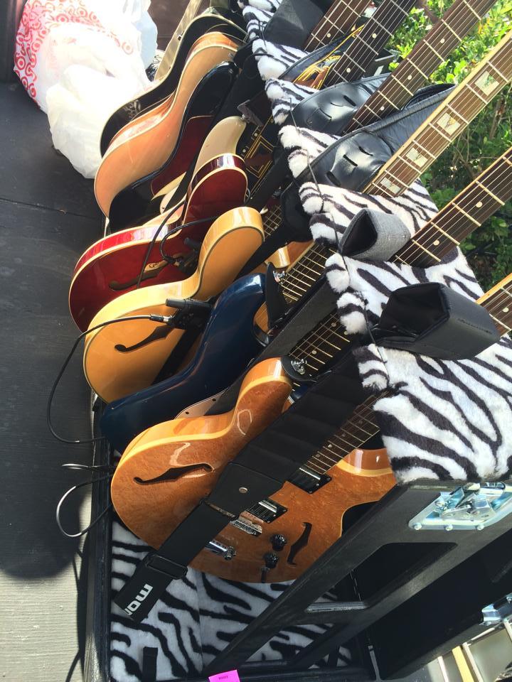Guitar Boats :: Orlando Backline Rental Services