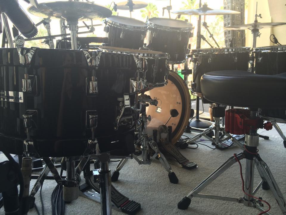 Taye Drums :: Orlando Backline Rental Services
