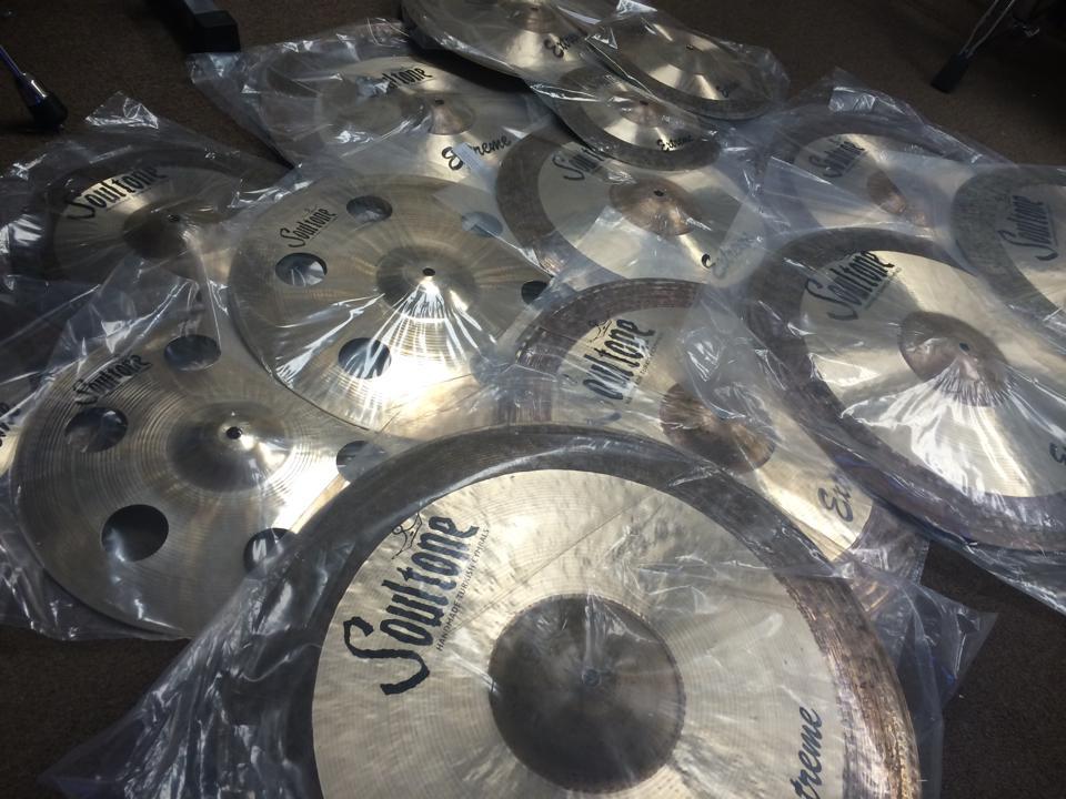 Soultone Cymbals :: Orlando Backline Rental Services