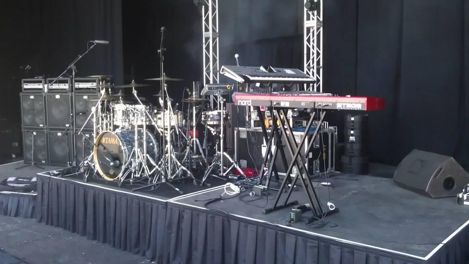 Tama Drum Kits :: Orlando Backline Rental Services