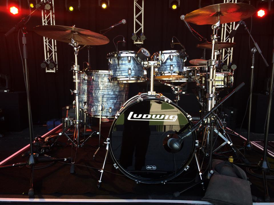 Ludwig Drums :: Orlando Backline Rental Services