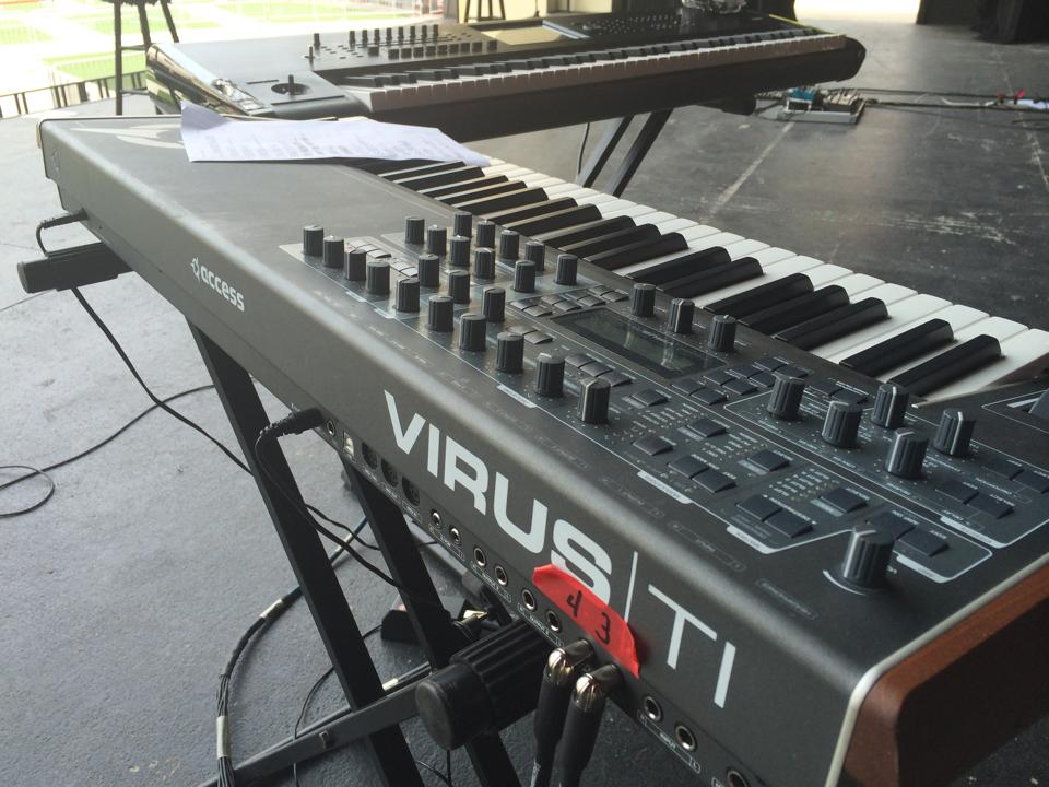 Access Keyboards :: Orlando Backline Rental Services
