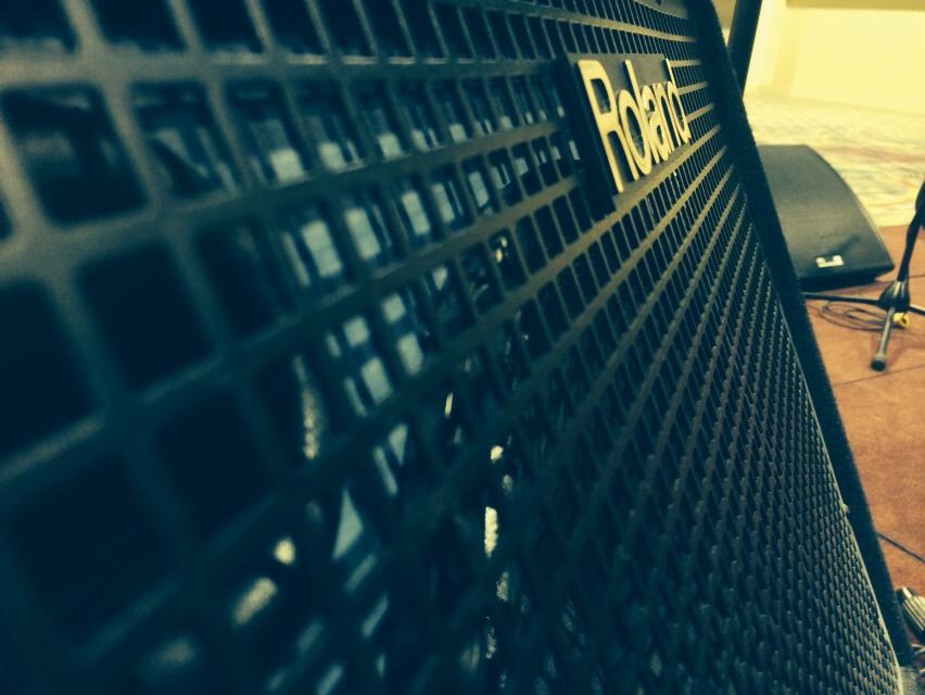 Roland Keyboard Amplification :: Orlando Backline Rental Services