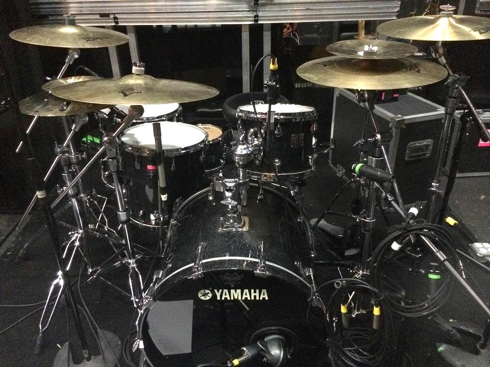 Yamaha Drums :: Orlando Backline Rental Services