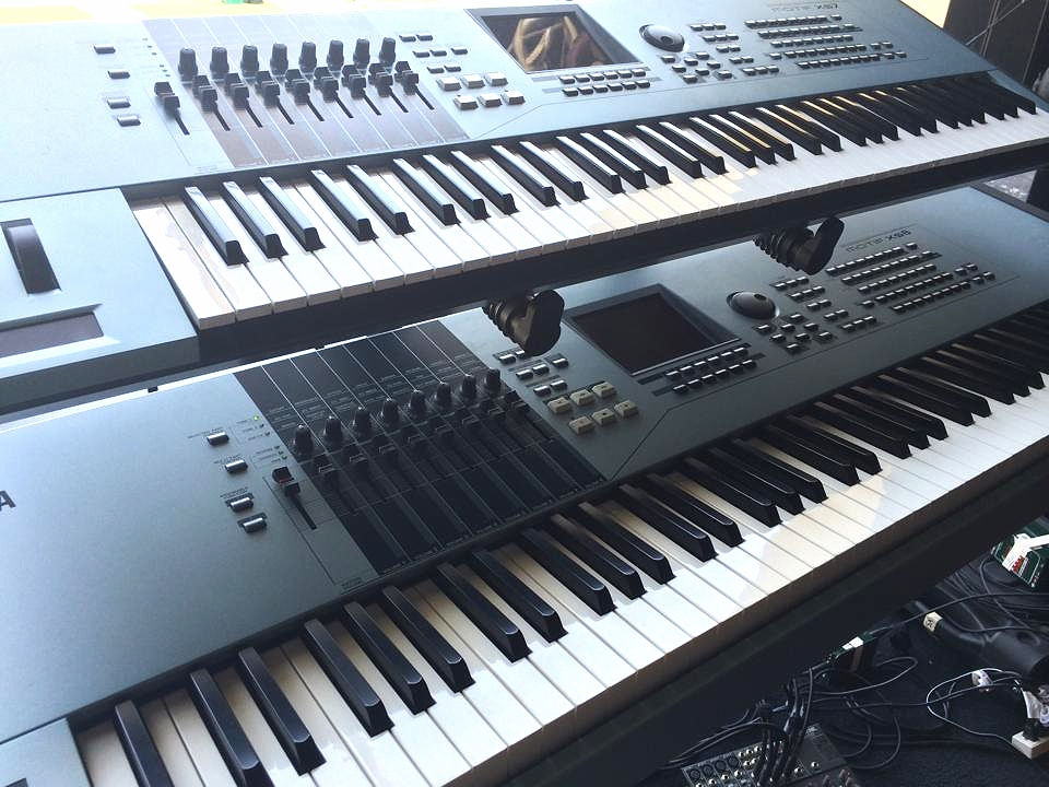 Yamaha Keyboards :: Orlando Backline Rental Services