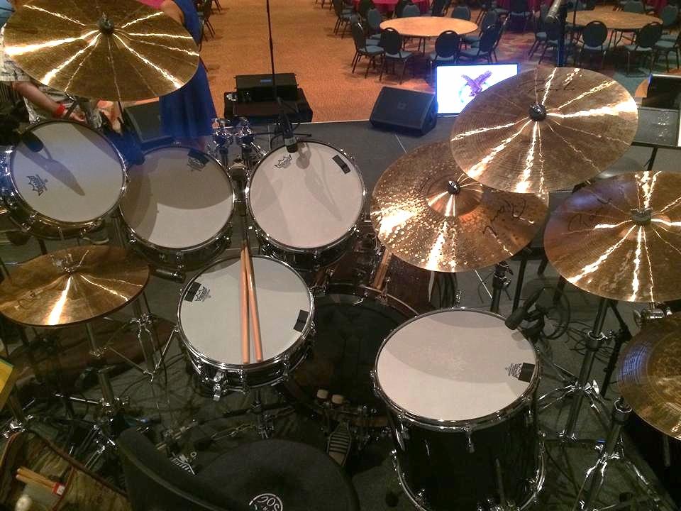 Yamaha Drum Kits  :: Orlando Backline Rental Services