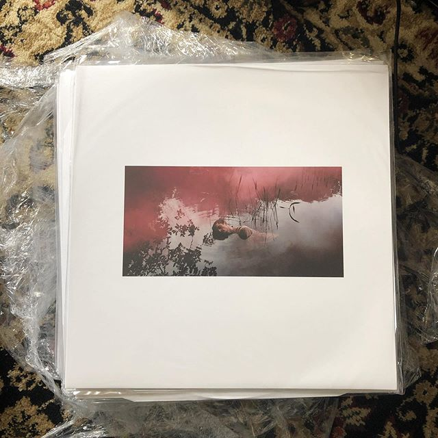 REFRAIN RECORDS ARE HERE. More details about availability TBD ASAP. SPECIAL THANK YOU TO THOSE TAGGED, we couldn't have made this without you. It seems like a lifetime ago that we made this thing, but we finally got records pressed. ❤️ HOLY FLUTTER IS OUT THIS FRIDAY!