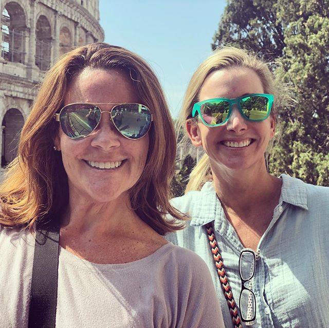 When in Rome... with @leemarriott22