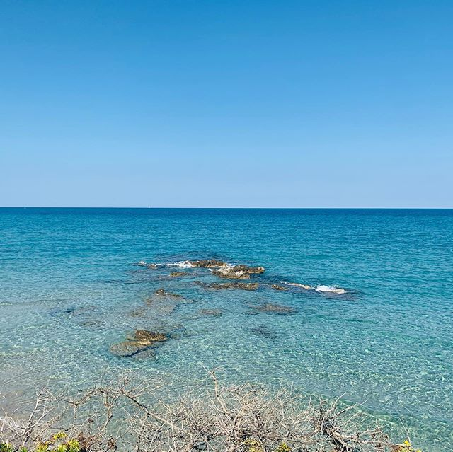 Maybe the best vacay ever! #puglia #italy #adriaticsea #friends
