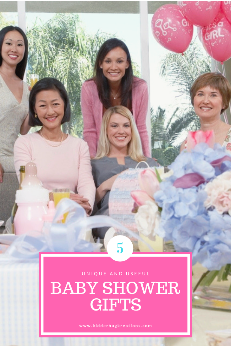 Top 5 Baby Shower GIfts