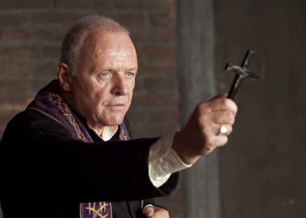 """Anthony Hopkins as the rev. Lucas Trevant in """"The Rite"""" (2011). (Warner Bros. Pictures/New Line Cinema)"""