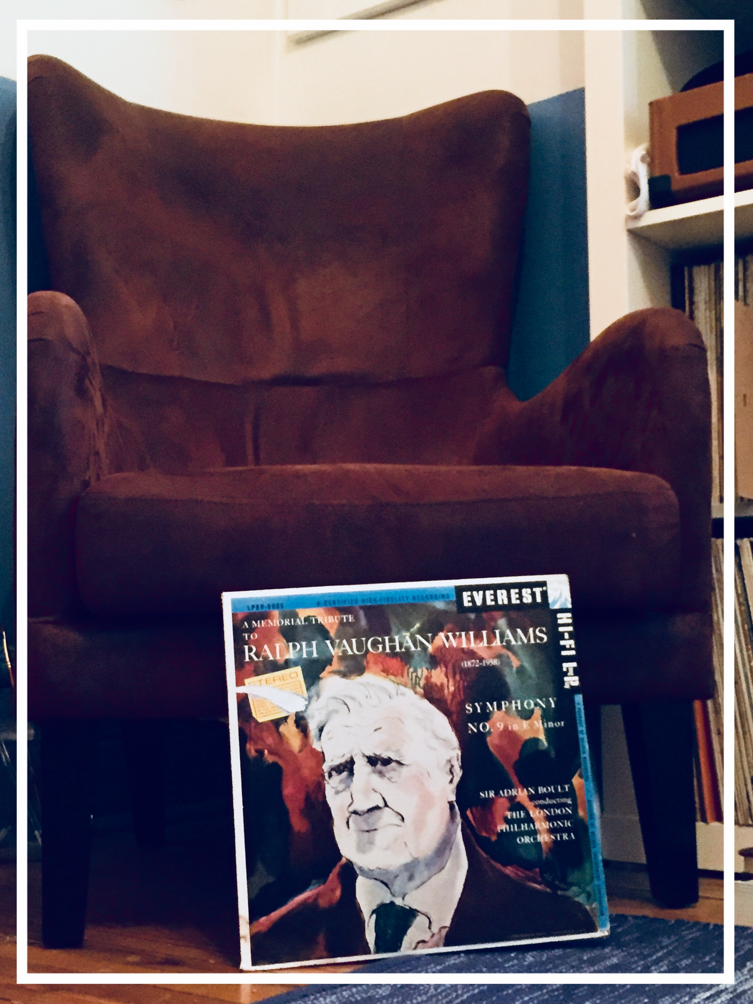 Ralph Vaughan Williams -- Symphony No. 9; Everest: Sir Adrian Boult Conducting the London Philharmonic Orchestra