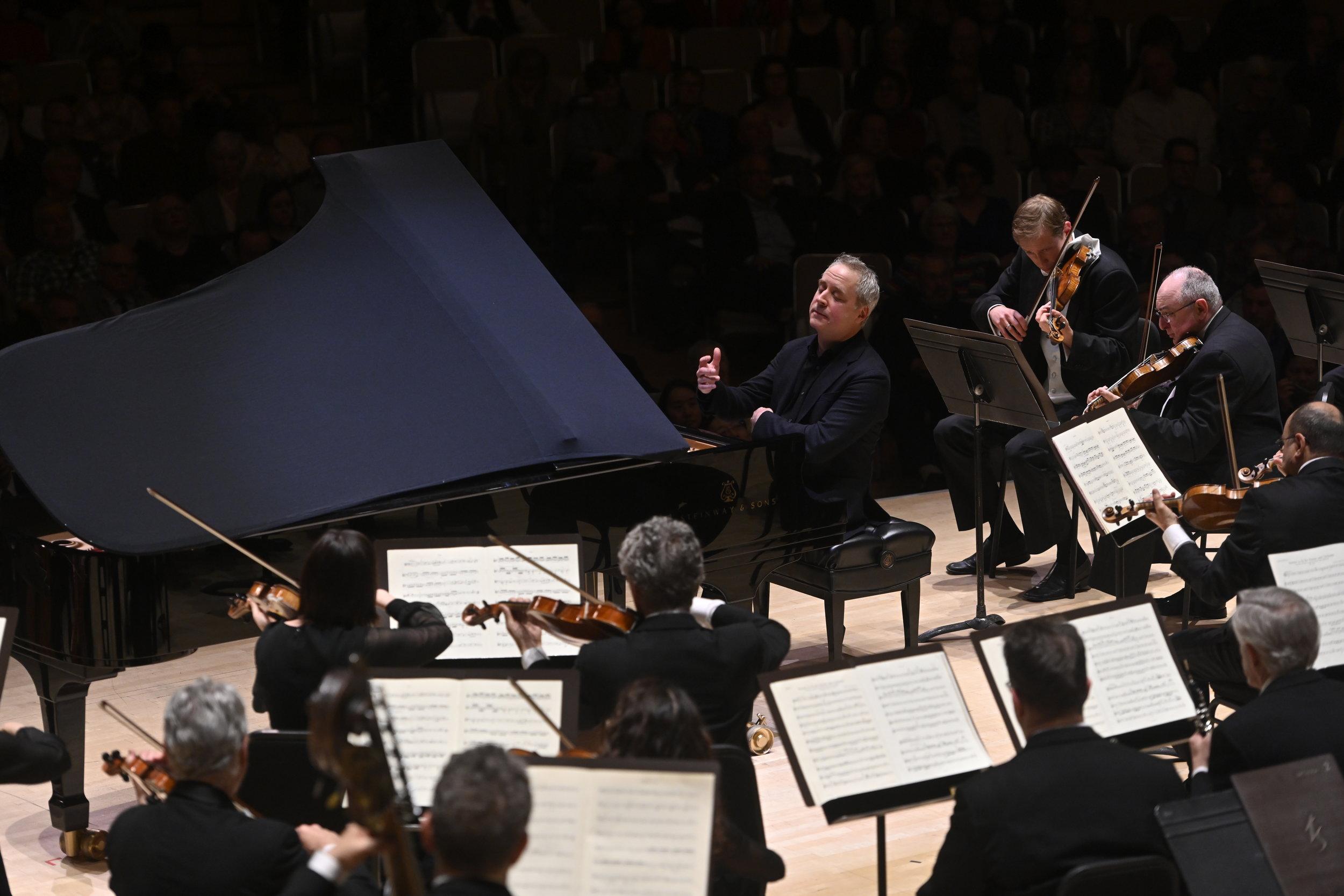 photos courtesy of the Toronto Symphony Orchestra