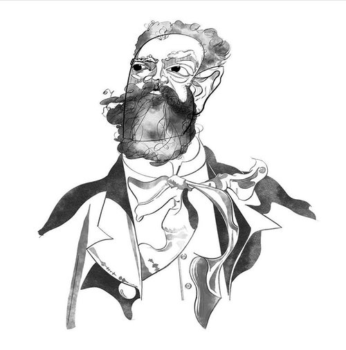 Dvorak by Jeremy Lewis for Blue Riband; @jplewisandsons