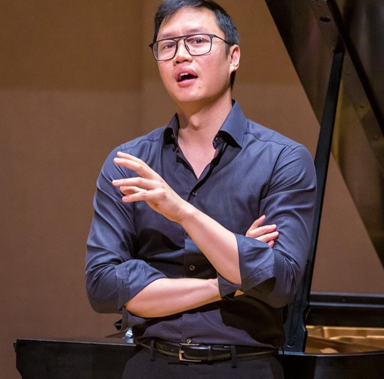 Philip Chiu; photo by James Ireland for the Toronto Summer Music festival