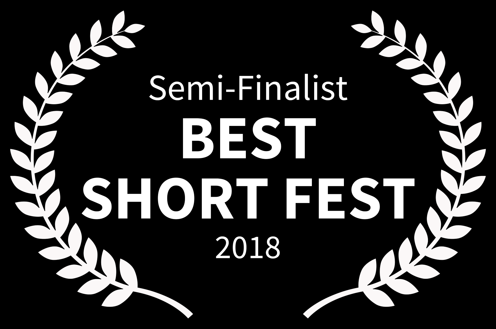 Semi-Finalist - BEST SHORT FEST - 2018.png