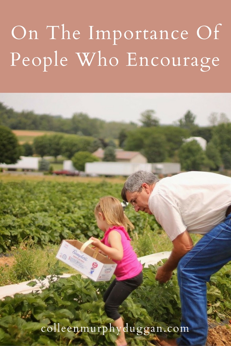 On The Importance Of People Who Encourage Instead Of Criticize by Colleen Duggan