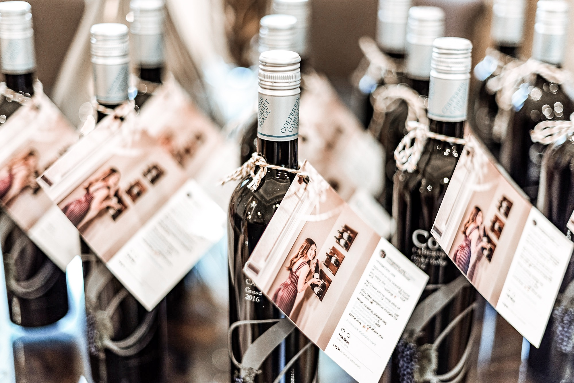 Colterris Wines, based here in CO