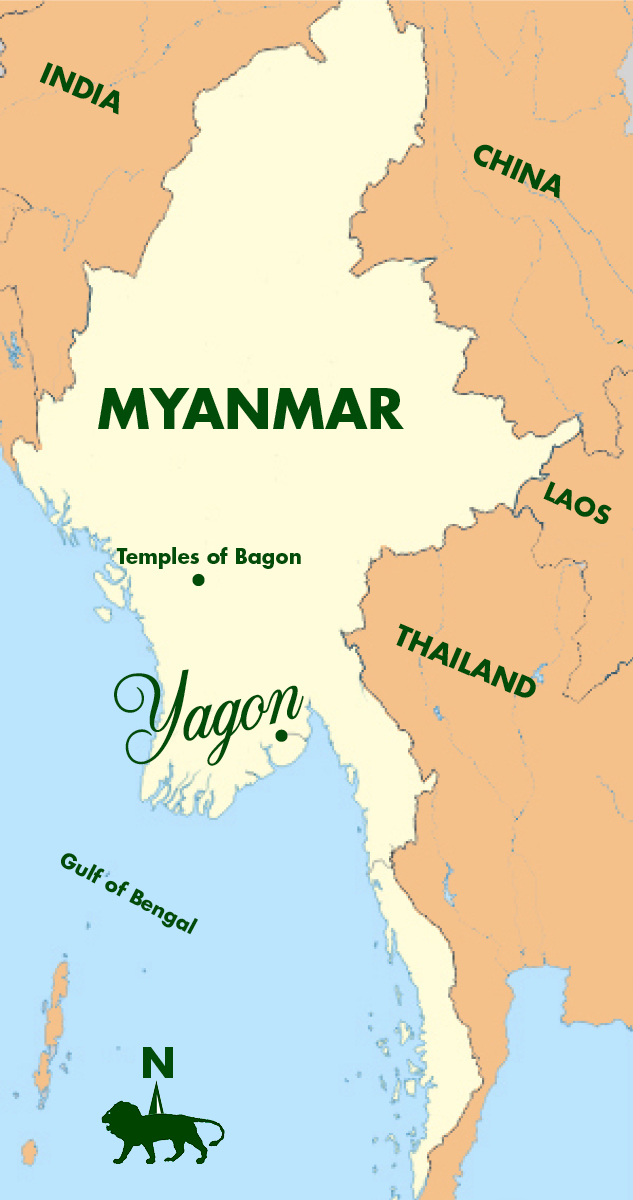 Myanmar Burma A K Taylor International