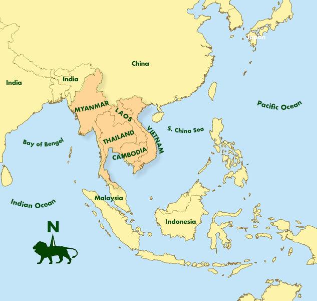 Southeast Asia A K Taylor International