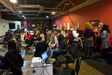 Seasoned Women in Tech @ comScore