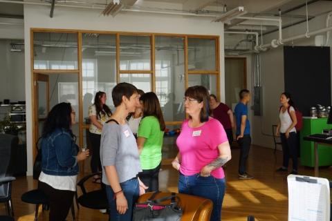 Volunteer Orientation @Subtext