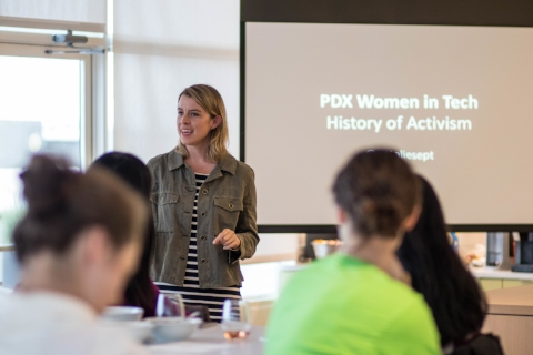 #Action History of Activism Workshop @ Perka Inc