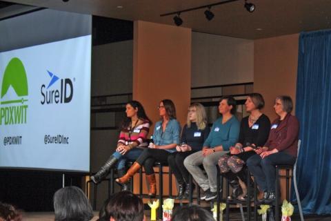 Networking+Women Panel @ SureID