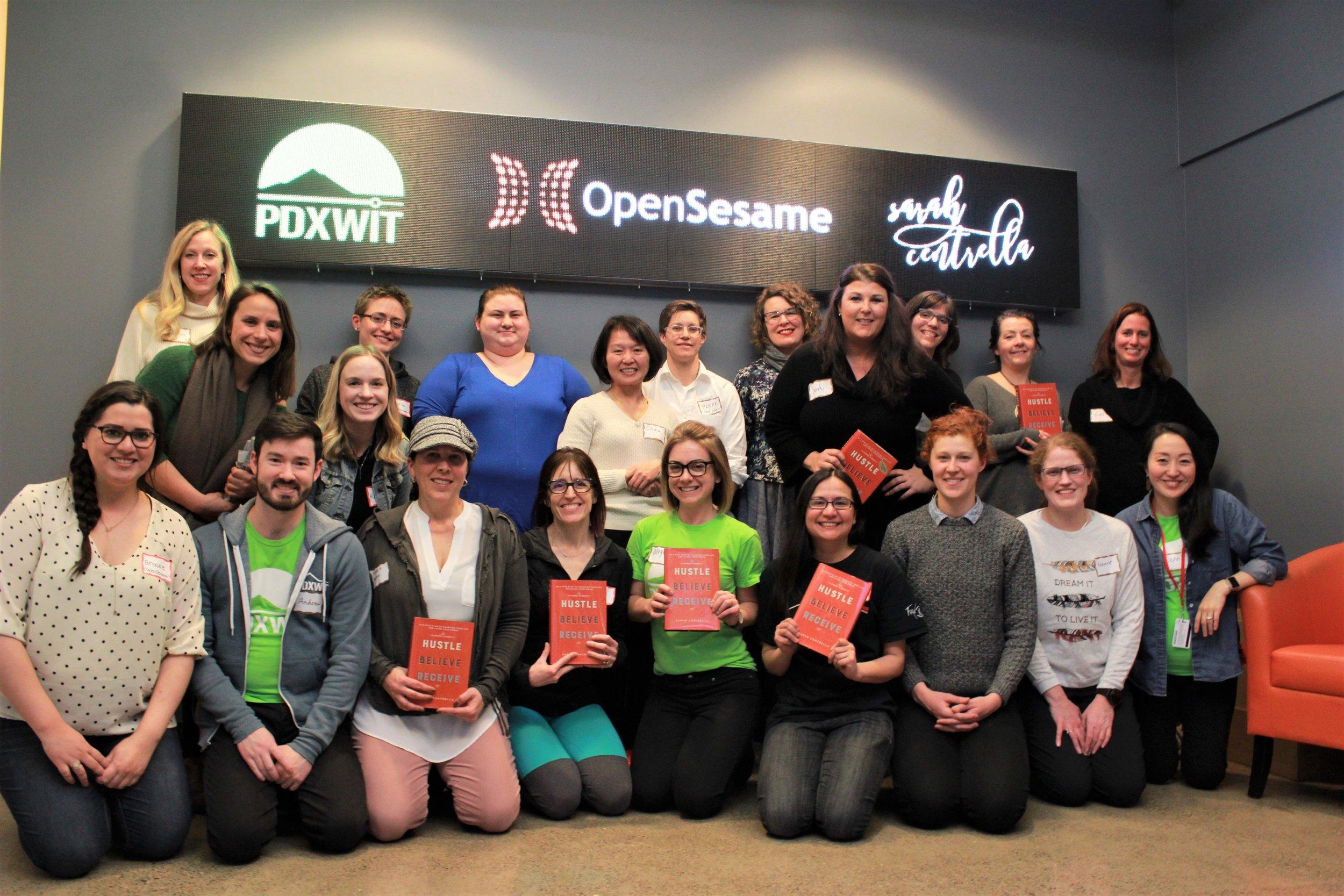 Vision Boarding Workshop & Fundraiser @ Open Sesame