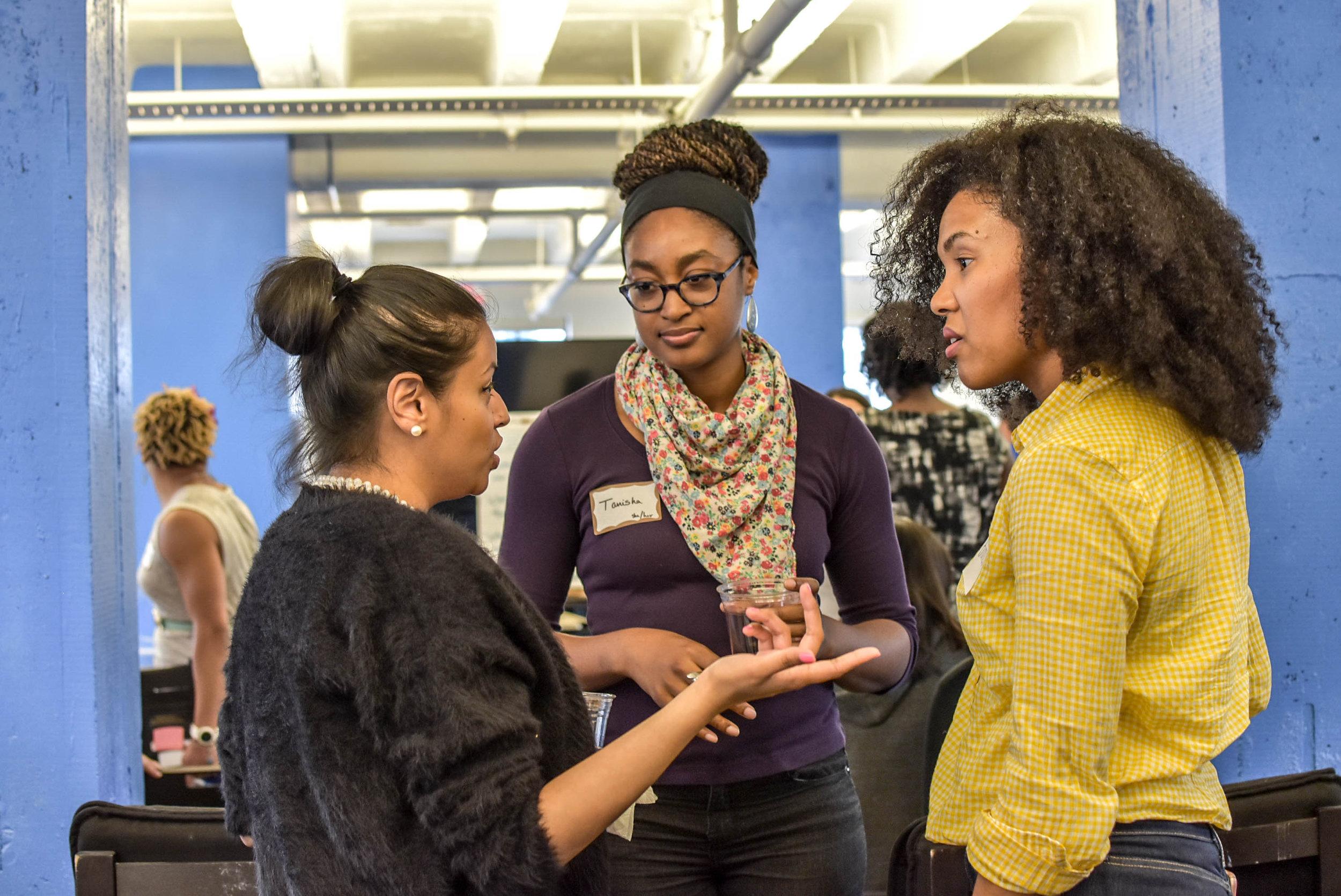 Women of Color in Tech @ InDinero