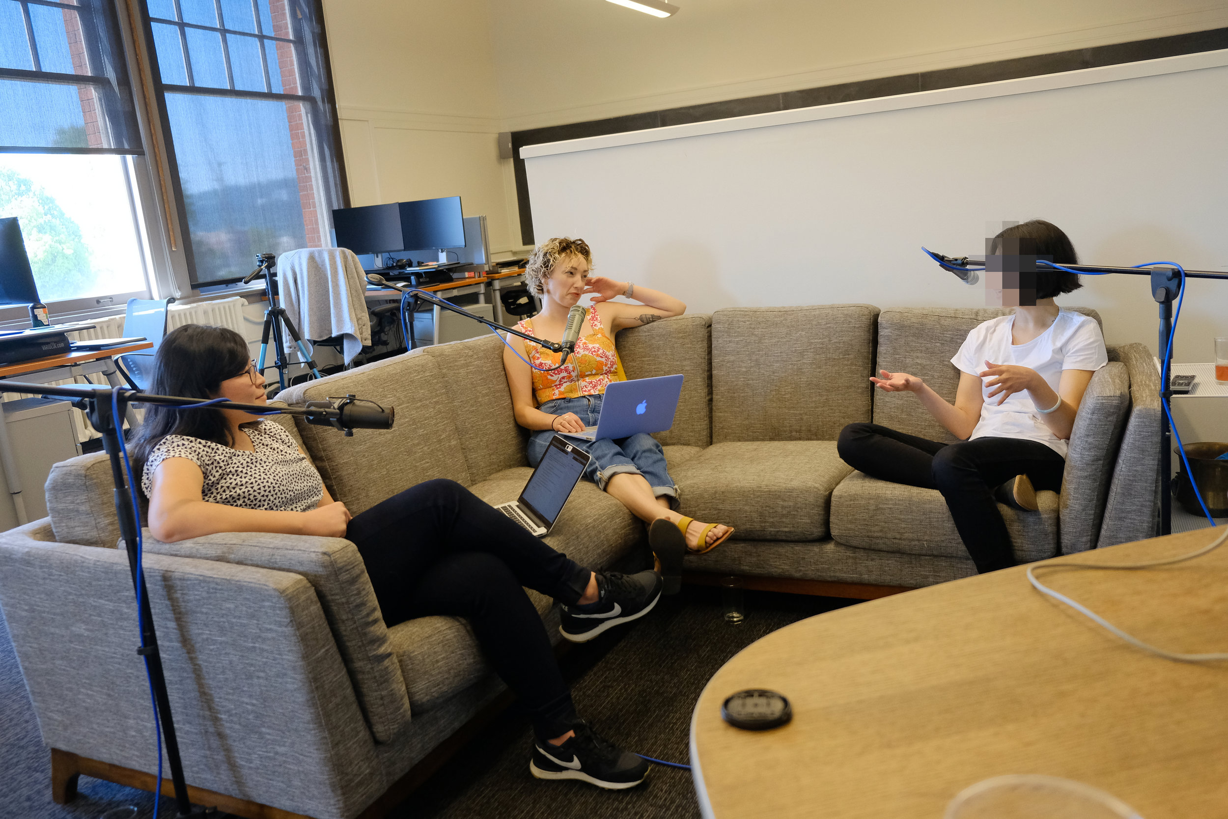 Behind the Scenes: Breaking the Glass Ceiling Podcast Episode #5 & #6