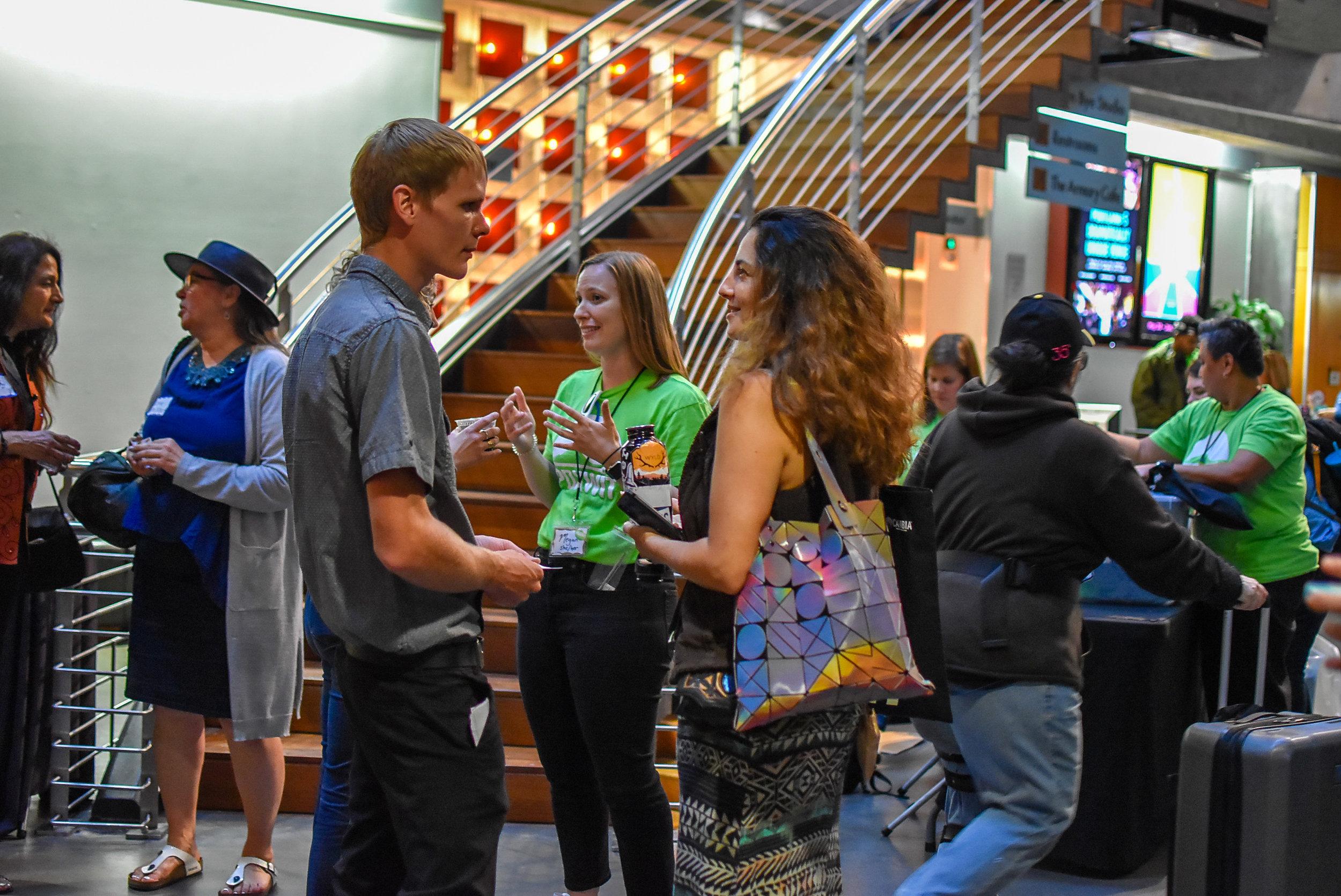 People chatting.JPG