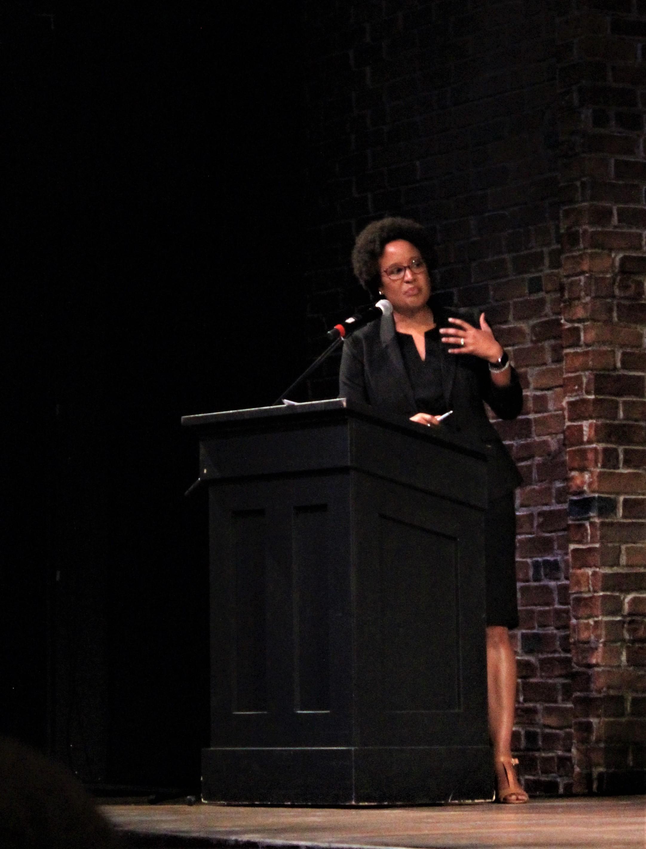 Dr. Harriet Nembhard on stage.jpg