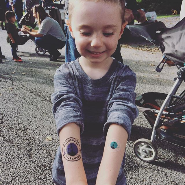 We've got some pretty cool porchfest fans this year! #rbkjams