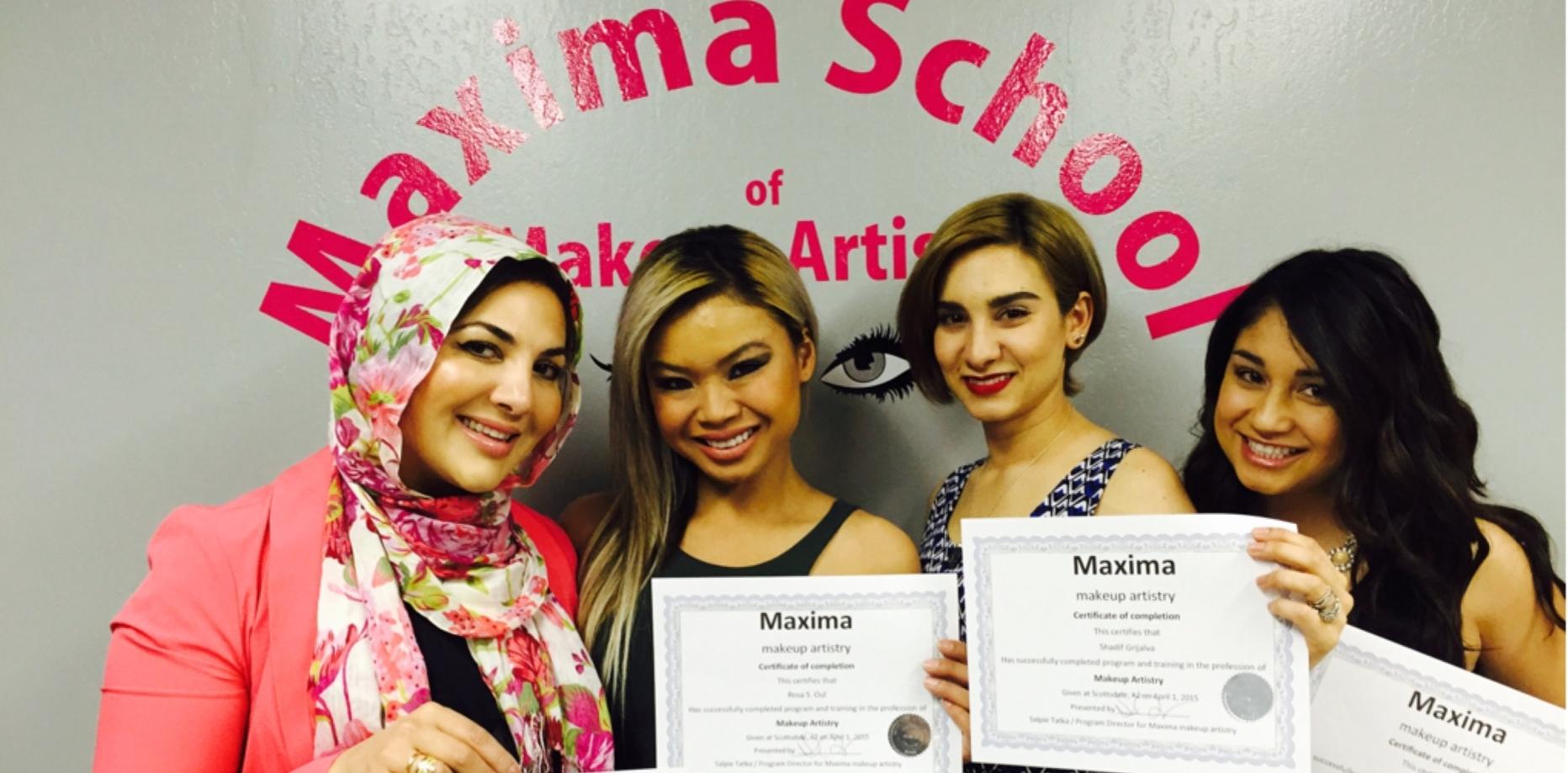 Maxima School Of Makeup Artistry