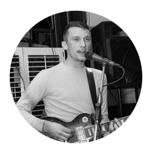 Phil   Another founding member of the band, Phil plays lead guitar and sings vocals alongside Kieran.   Likes -  Toto.  Dislikes -  Donald Trump.  Favourite son  g in the set - Dakota - Stereophonics.  If I wasn't a musician I'd be?  'I'd be a drummer.'