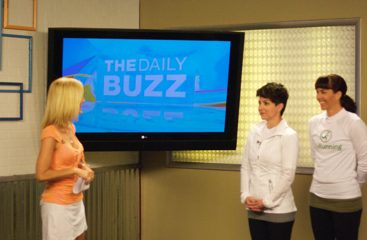 The DAILY BUZZ Television Internview
