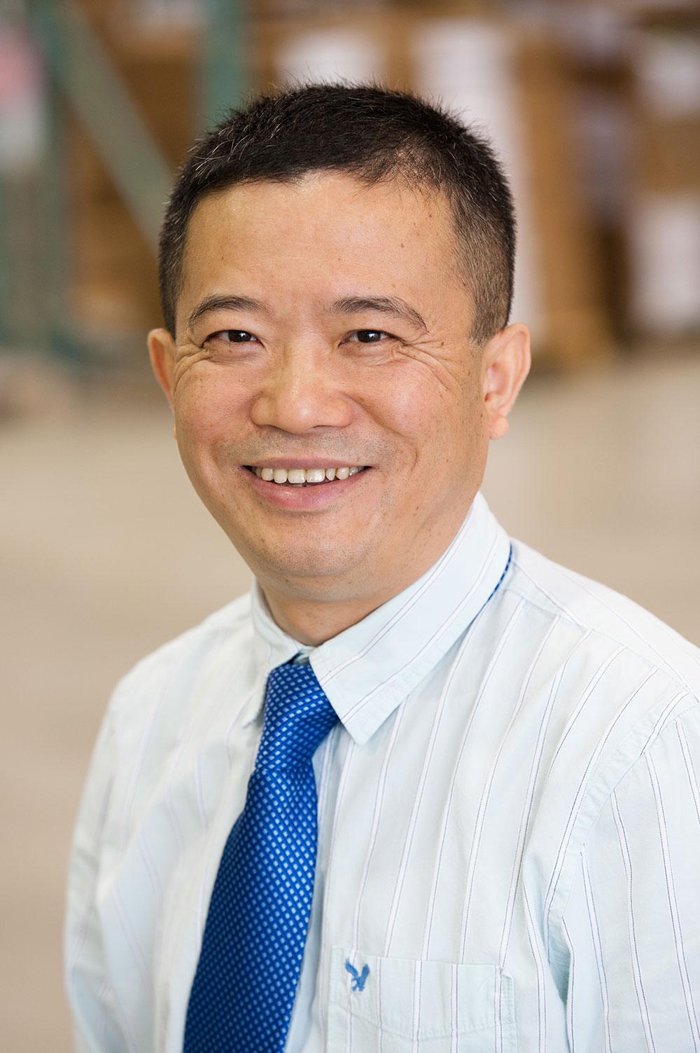 Marketing Kitchen direct mail expert Qian Ren
