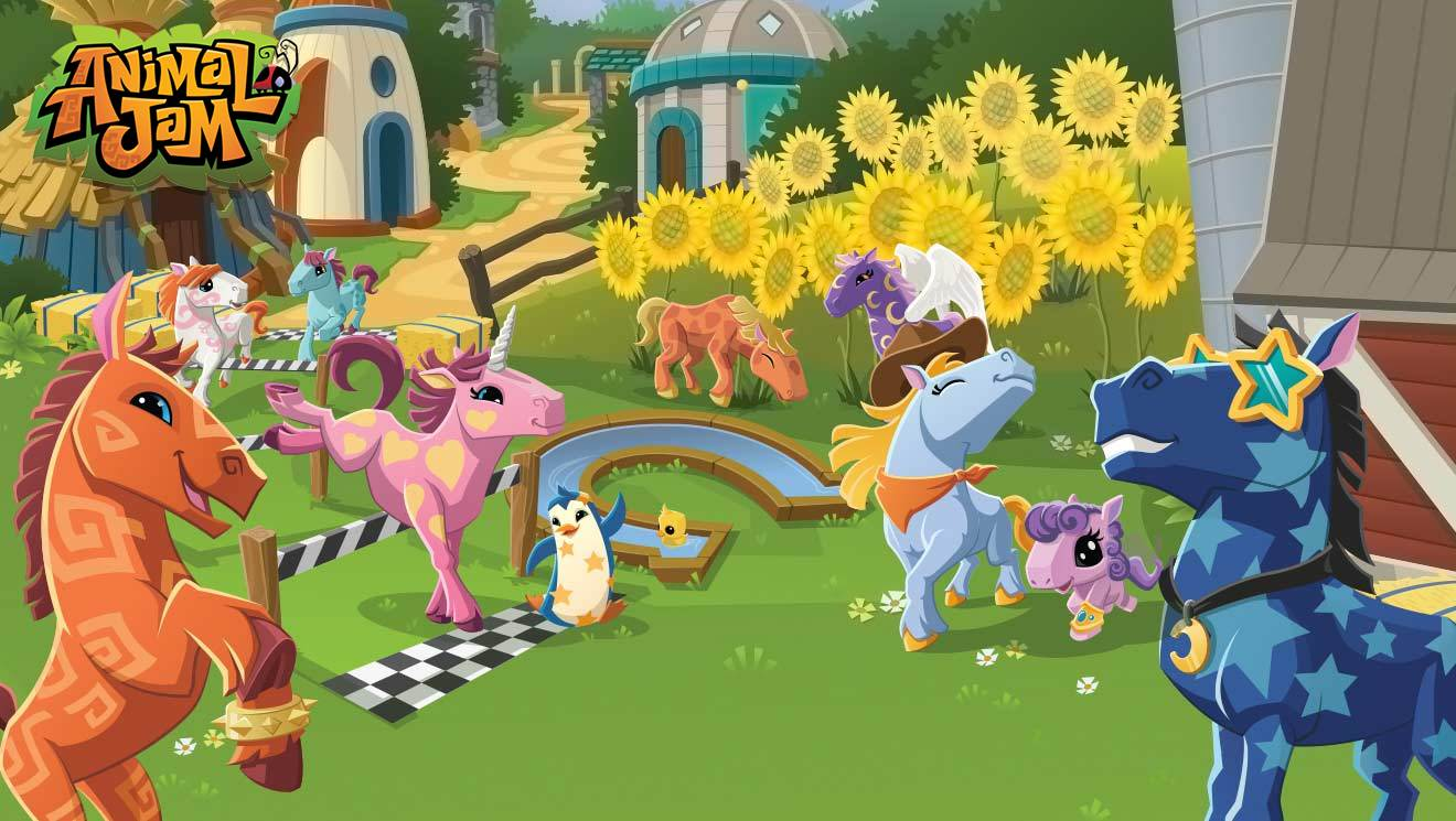 Wallpapers — Animal Jam Archives