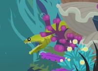 Moray Eel (hides) - bottom right
