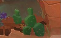 Tarantula (hides) - bottom center