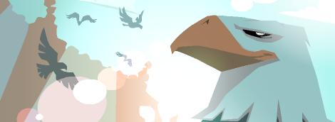 Eagle Banner