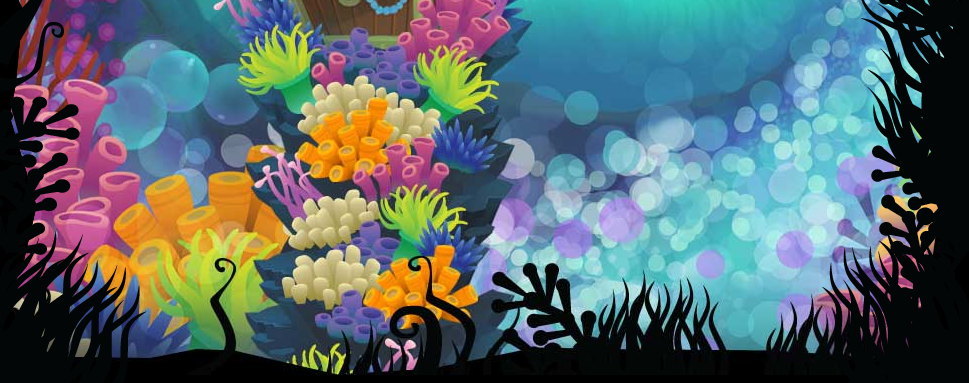 Crystal Reef Banner