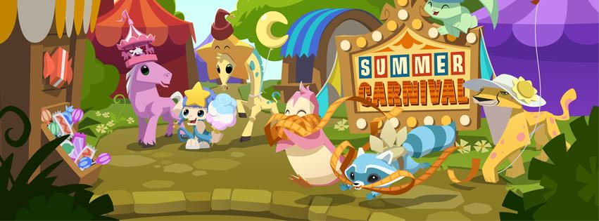 Summer Carnival Banner